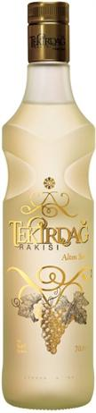 Tekirdag Rakisi Oak Barrel Gold Series